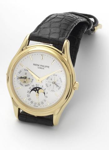Patek Philippe Wristwatch in case