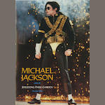 A rare souvenir pack of 'Michael Jackson Live At Jerudong Park Garden',  16th July 1996,