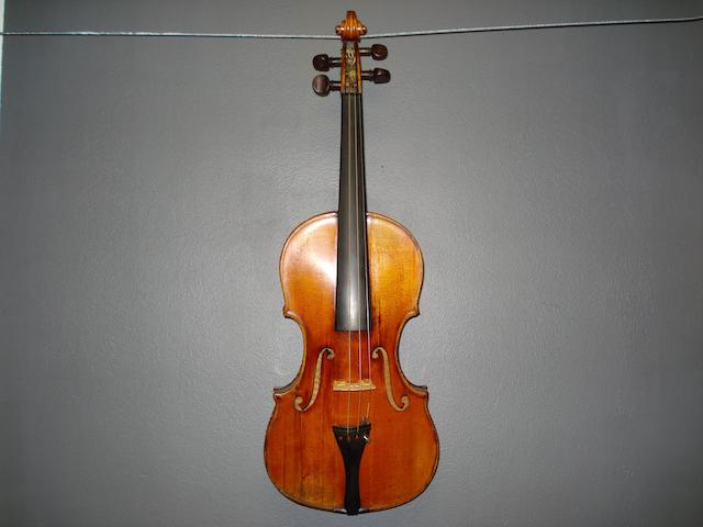 A French Violin,  School of JBV (1)