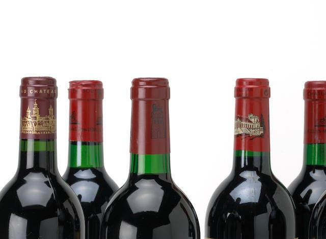 Château Cheval Blanc 2003 (5 magnum)