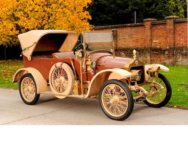 1912 Minerva Type DD 14hp Victoria Tourer  Chassis no. 17117 Engine no. 17184
