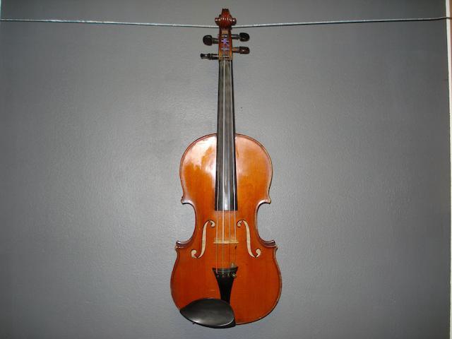 A Mirecourt Violin circa 1870 (3)