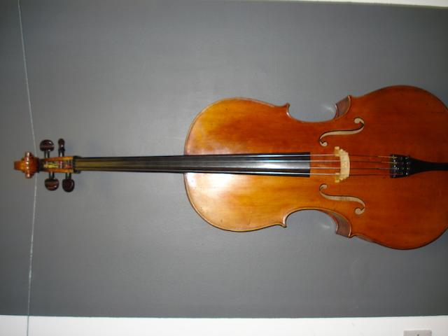 A German Cello, circa 1900 (1)