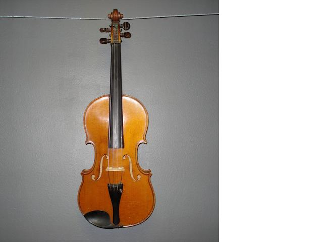 A French Violin by Colin-Mezin circa 1900 (2)