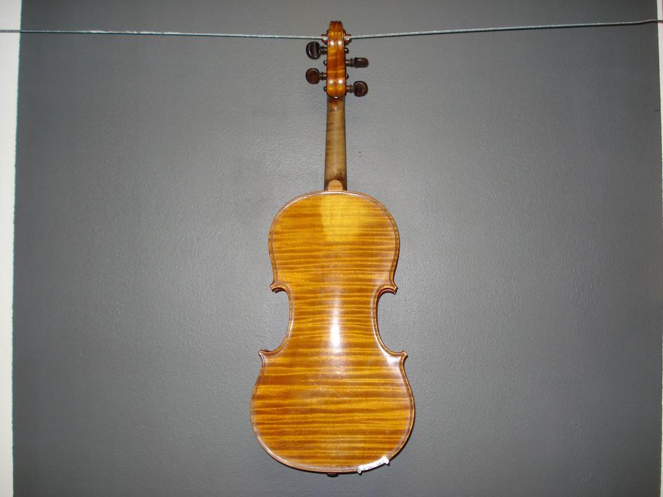 A French Violin by Colin-Mezin circa 1900 (2)