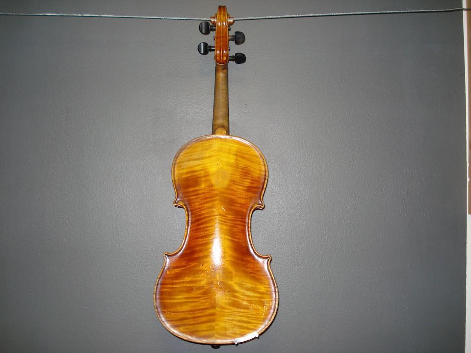 A Violin by Joseph Ruzicka 1928 (3)