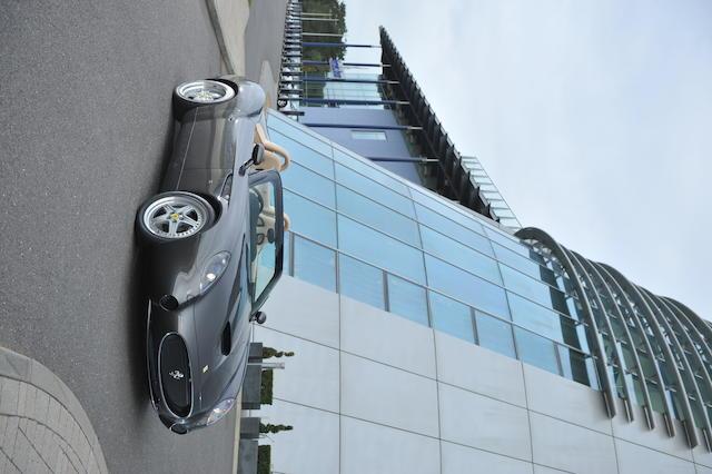 2000 Ferrari 550 Barchetta Zagato  Chassis no. N9