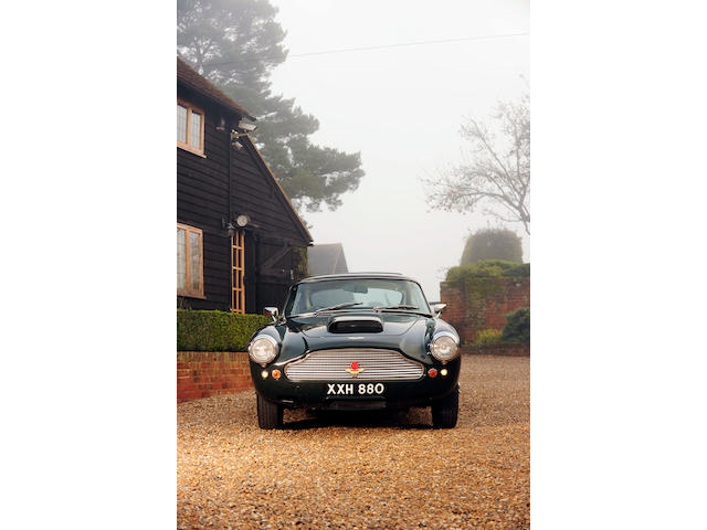 1959 Aston Martin DB4 4.2-Litre Sports Saloon  Chassis no. DB4/146/R Engine no. 370/153