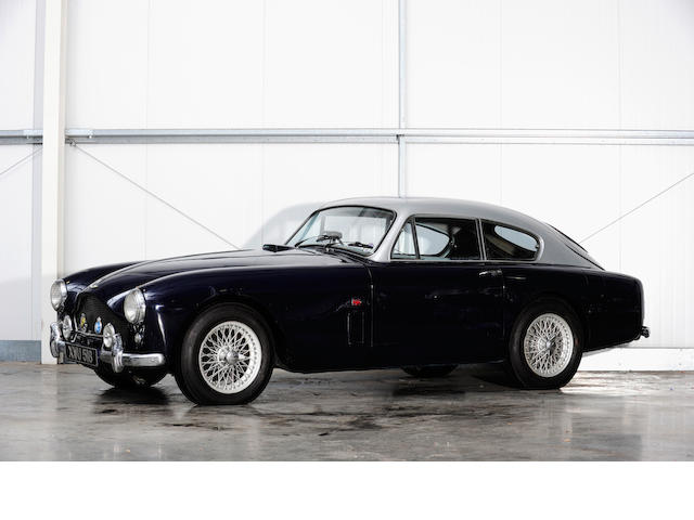 1957 Aston Martin DB MkIII Sports Saloon  Chassis no. AM300/3/1414 Engine no. DBA/1012