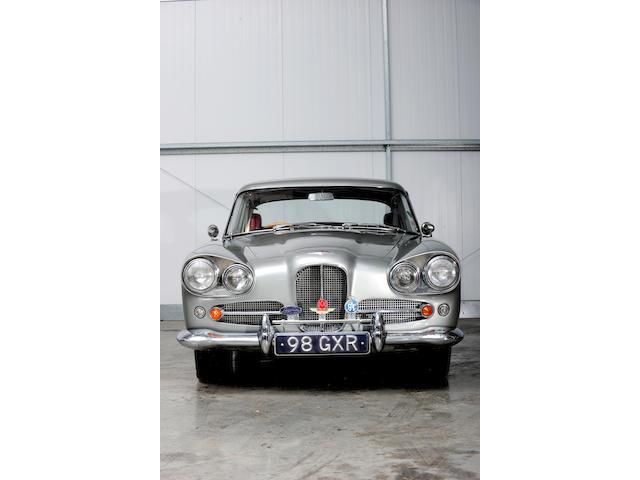 The AMOC Concours-winning,1963 Aston Martin Lagonda Rapide Saloon  Chassis no. LR/138/R Engine no. 400/138