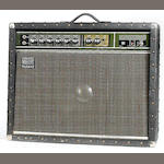 A Roland Jazz Chorus-60 amplifier,