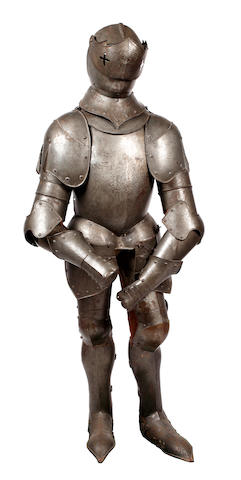 A Decorative Suit Of Armour