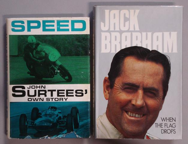 Jack Brabham: When the Flag Drops;