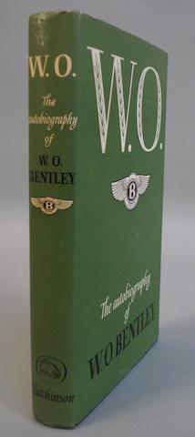 W.O Bentley: W.O;