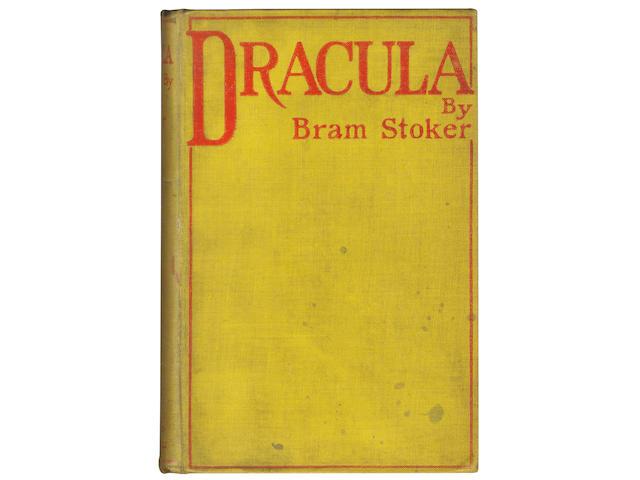 STOKER (BRAM) Dracula