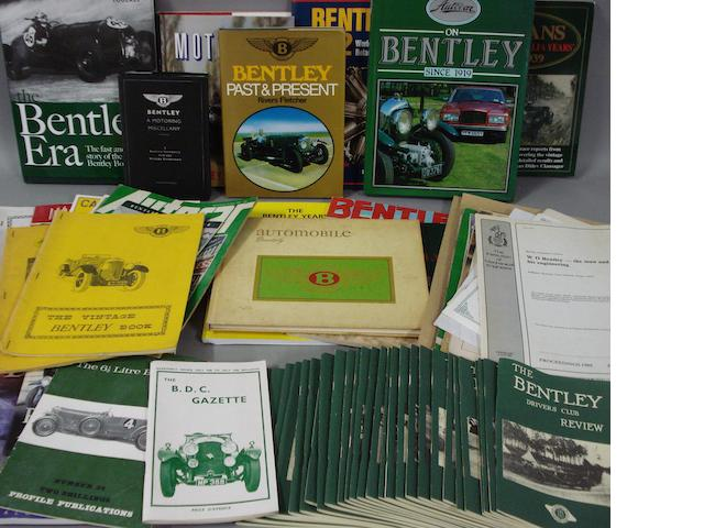 Bentley D.C. Review,