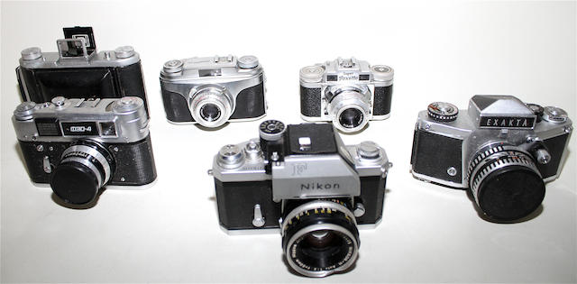 Nikon 'F' and other cameras 6