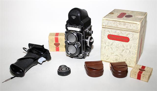 Rolleiflex 2.8F qty