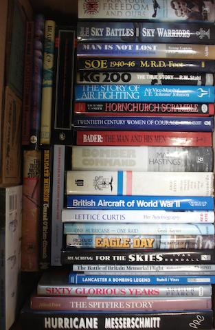 A lot of aeronautical literature,