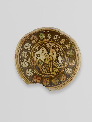 A Garrus Ware bowl, Iran