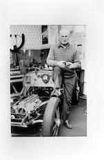 En provenance de la succession de Fitzroy Somerset cinquième Baron Raglan, ancien Président du Bugatti Owners' Club et administrateur du Bugatti Trust,1933 Bugatti Grand Prix Type 51 Biplace  Chassis no. 738 (voir texte)