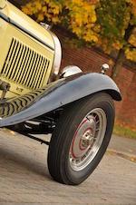 En provenance de la succession de Fitzroy Somerset 5ème Baron Raglan Protecteur et ancien Président du Bugatti Owners' Club,1930 Bugatti Type 46 Cabriolet  Chassis no. 46331 Engine no. 199