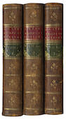 SMITH (ADAM) An Inquiry into the Nature and Causes of the Wealth of Nations, 3 vol.