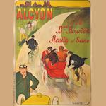 An Alcyon poster after R. Gautier, 1906,