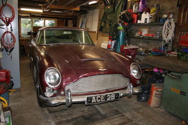 1964 Aston Martin DB5,