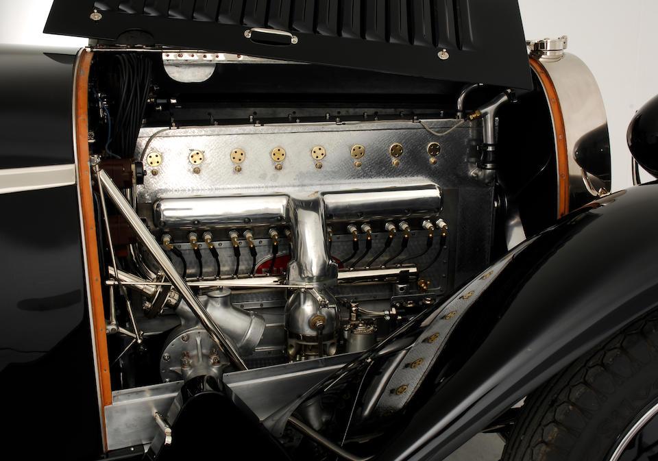 'La Petite Royale',1930 Bugatti Type 46 Faux Cabriolet  Chassis no. 46293 Engine no. 157