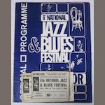 National Jazz & Blues Festival programmes and tickets,