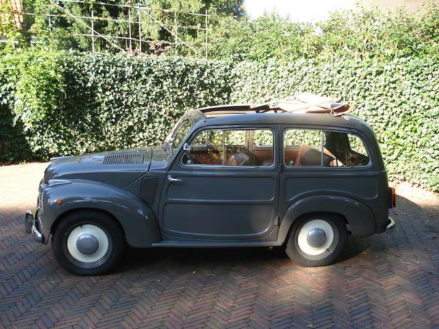 Fiat 500 C Belvedère Stationcar 1953 ,