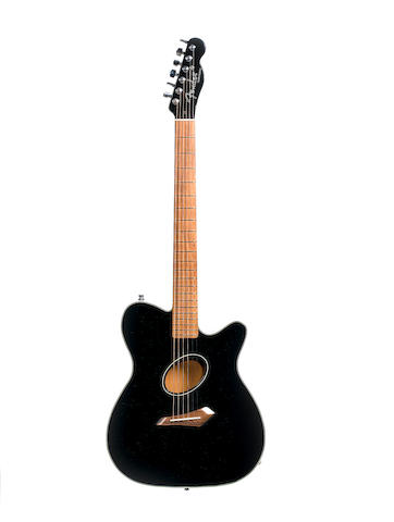 A Fender Teleacoustic, Year ?,  Serial No. EC006,