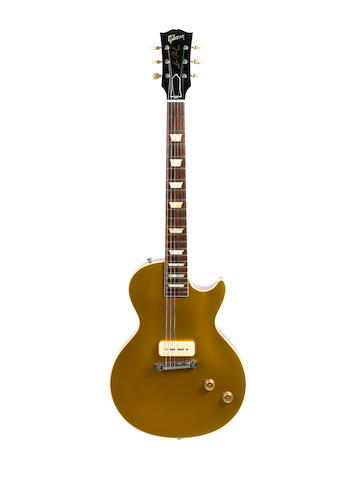 Gibson Custom Built Les Paul Goldtop,  Serial No. 4 3307