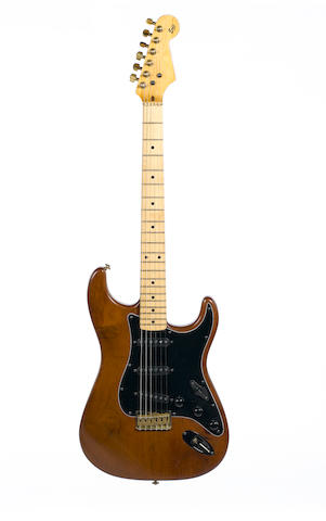 An Eric Stratocaster, Year?,  no Serial No.