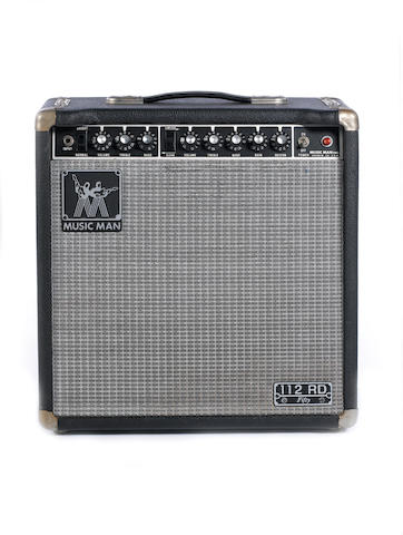 Music Man 112 RD, combo 'Fifty' guitar amplifier,  Serial No. ENO1603