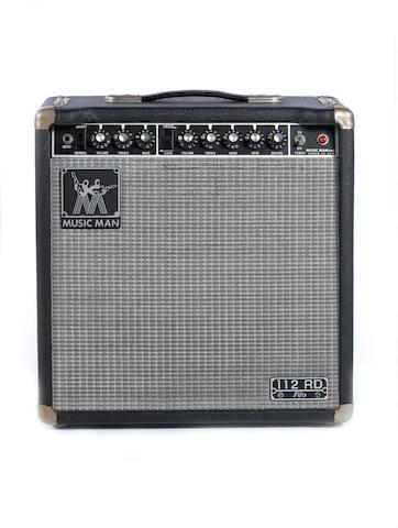 Music Man 112 RD, combo 'Fifty' guitar amplifier,  Serial No. ENO1603