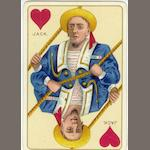 A pack of Kimberley's improved playing cards (Royal National Patriotic) David Kimberley & Sons