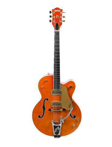 A 1996 Gretsch Nashville 6120-60, Serial No. 961112060-1411,