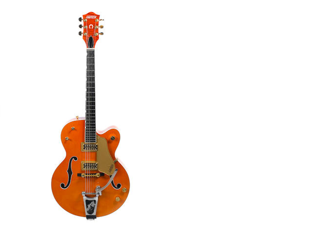 Gretsch 6120 60 Re-issue, Serial No. 961112060-1411,