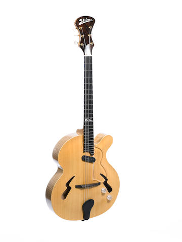 Shimo Archtop, No Serial,