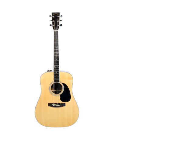 Takamine Flamenco Guitar, Serial No. 00031793,