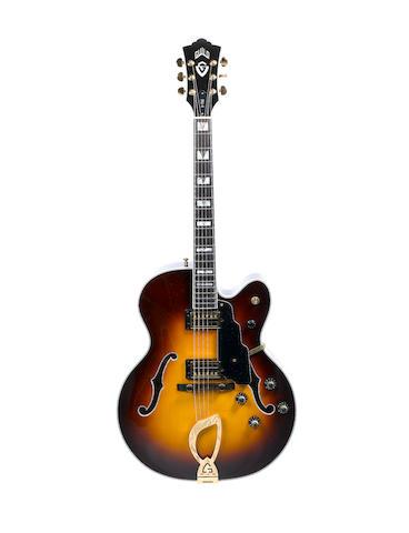 Guild X700 AB Jazz guitar, Serial No. AK700138,