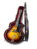 Guild X700 AB Jazz guitar, Serial No. AK700138,