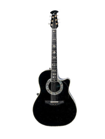 A 1985/86 Ovation Model 1669 Custom Legend, Serial No. 310688,