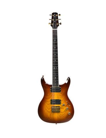 Rowan Custom Built Electric Guitar, Serial No. 002098