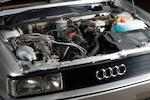 One owner from new,1983  Audi  Quattro Coupé  Chassis no. WAUZZZ85ZDA900803