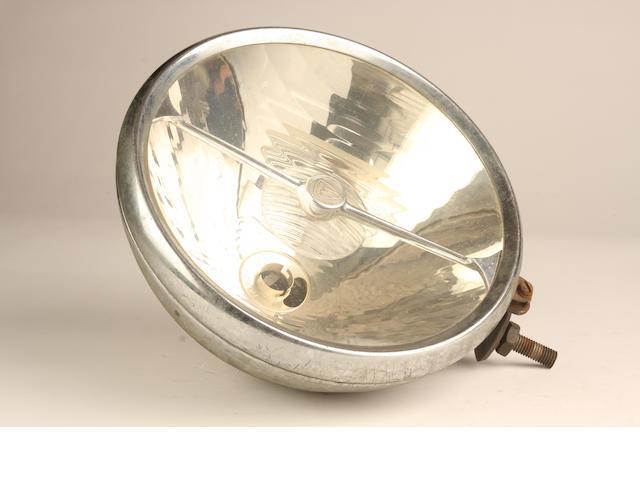 A Marchal headlamp,
