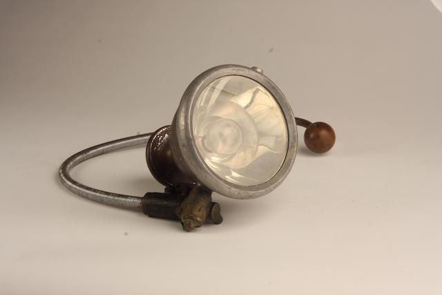 A Phares Autoroche spotlight and mirror