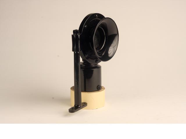 A Klaxon air horn
